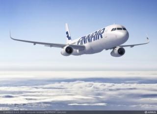 Finnair fleta vuelos con biocarburantes pagados por los pasajeros