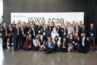 ISWA 2019, todo un éxito.
