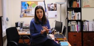 """Alicia Torrego, directora de Conama: """"Ya no vale con actuar, ahora hay que hacerlo rápido""""."""