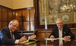 Diputación de Gipuzkoa y Ceit impulsarán la economía circular.