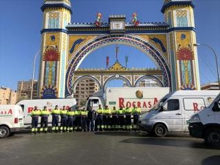 Rograsa afianza su expansión por Andalucía y Extremadura.