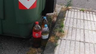Contenedores clandestinos de aceite usado desaparecen de Pontevedra