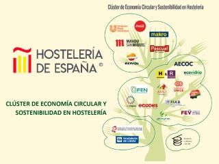 Clúster por la Economía Circular y la Sostenibilidad en la Hostelería