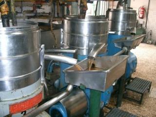 Proceso de producción de biodiésel con aceites de cocina usados