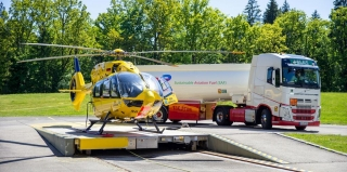 Airbus, Safran y TotalEnergies vuelan un helicóptero con combustible sostenible
