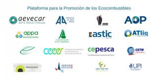 Asociaciones de la Plataforma para la Promoción de los Ecocombustibles