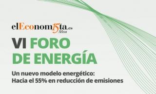 elEconomista celebra su VI Foro de la Energía el próximo 8 de septiembre