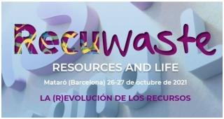 RECUWASTE 2021: Congreso sobre gestión de residuos y recursos