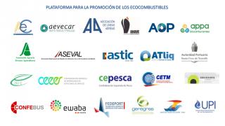 22 asociaciones forman ya parte de la Plataforma para la promoción de los ecocombustibles