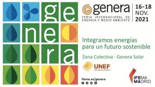 GENERA 2021: Feria Internacional de Energía y Medioambiente