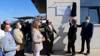 Inauguración de la planta de biodiésel de Gunvor en Palos de la Frontera. / Foto: Alberto Domínguez