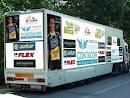 Fundación Alberto Contador y Flex