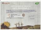 Energía 100% sostenible