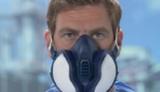 Máscaras para gases y vapores