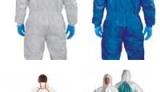 Prendas de protección química y biológica categoría III