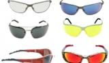 Gafas de protección de montura universal