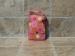 Bolsa compra Kitchen Craft rosa plegable.