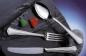 Cuchillo de mesa mango montado Cruz de Malta 9800...