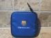 Bolsa Iris porta bocatas F.C. BARCELONA azul liso.