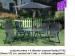 Conjunto jardin de mesa 4 sillones y sombrilla...