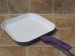 Asadora ecológica grill cerámica 26 cms. inducción...