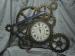 Reloj forja metálico modelo ruedas