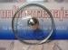 Tapadera ALZA cristal pomo inoxidable 22 cms