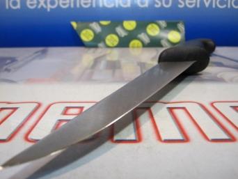 Cuchillo cocina inoxidable mango nylón fabricado por Payá