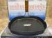 Asadora plancha grill liso ECOSTONE Wecook de 24 x 24 cms