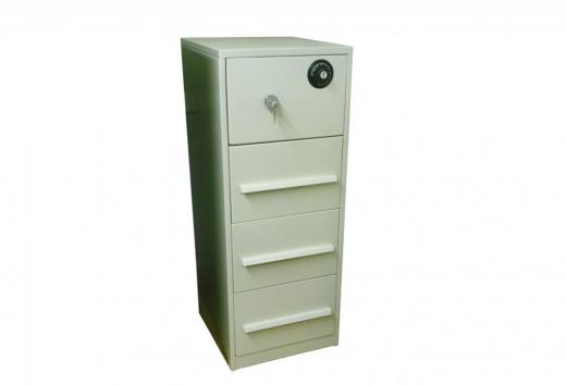 Fichero archivador de seguridad muebles met licos 2009 for Mueble fichero
