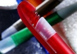 Bolígrafo Plástico Transparente (NEW)
