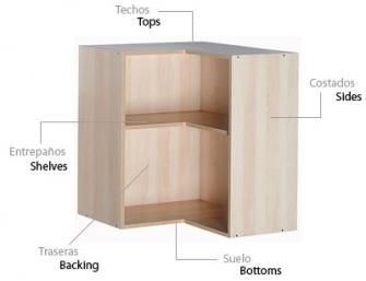 Decoracion mueble sofa cascos de cocina - Muebles cocina modulos ...