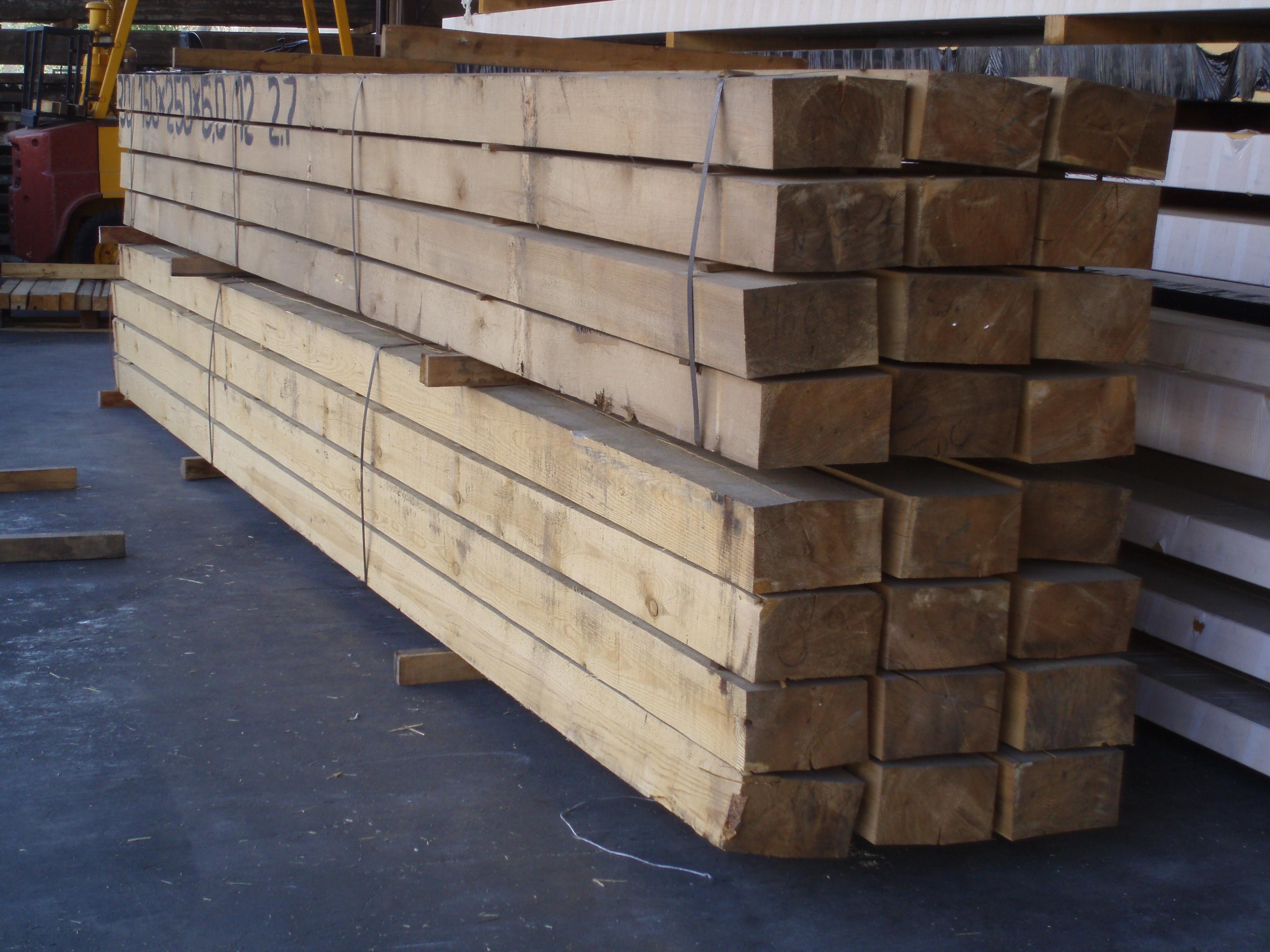 Maderas cano molina - Vigas de madera en valencia ...