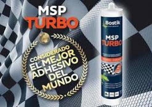 Adhesivo MSP Turbo de Bostik