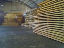 Almacenamiento de madera