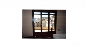 ventanas balconeras de 3 hojas