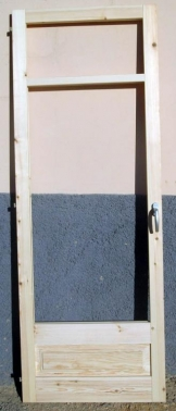 Ventanas balconeras de 1 hoja