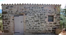 Puertas entabladas de una hoja