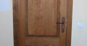 Puertas de interior macizas