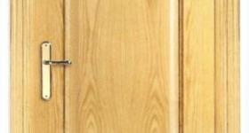 Puertas de interior chapada provenzal