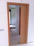 Puertas correderas de madera