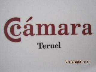 Cámara de comercio de Alcañiz (Teruel)