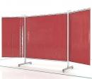 cortinas y mantas para soldar