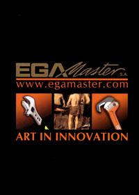 EGAMaster, Fabricante de herramientas de mano.