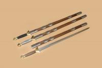 Espadas de Tai-Chi prácticas