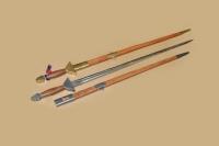 Espada de Tai-Chi forjada