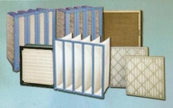 Prefiltros, Filtros Enmarcados, Filtros de Bolsas, Filtros Rígidos, Filtros Absolutos, Filtros Alta Temperatura, etc.