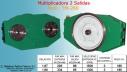 Transmisiones Multiplicadora 2 Salidas