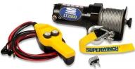 Cabrestante SuperWinch LT2000 a 12 V Tiro de 907 Kg.