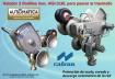Halador Trasmallo Cafran Automático + Protección de red